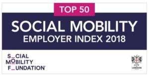 Social Mobility Index Logo