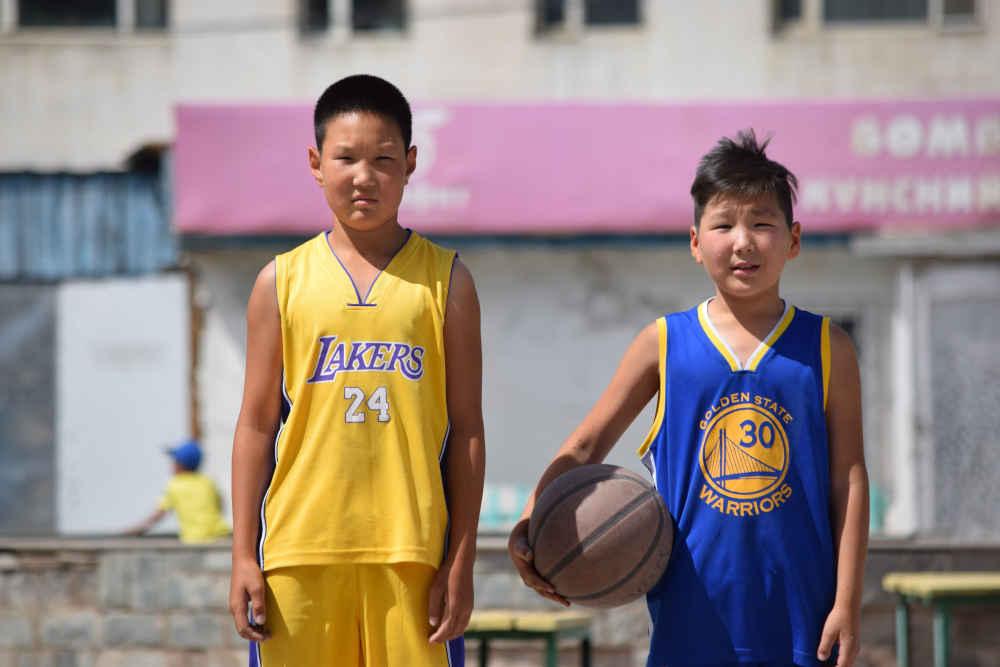 basketball kids