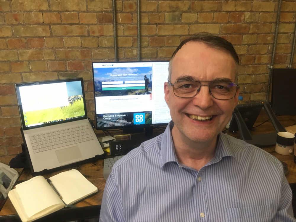 Duncan Butler - Software Engineer at Rest Less