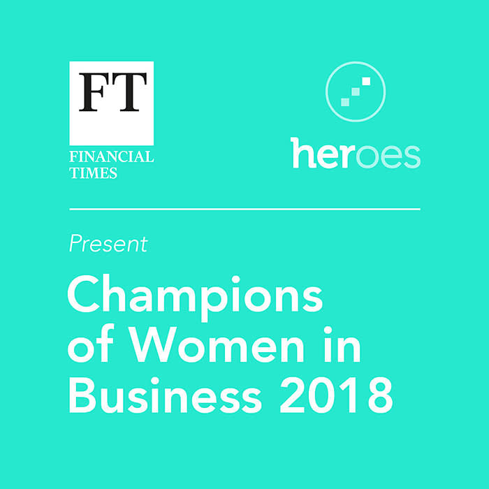 Champions of Women in Business