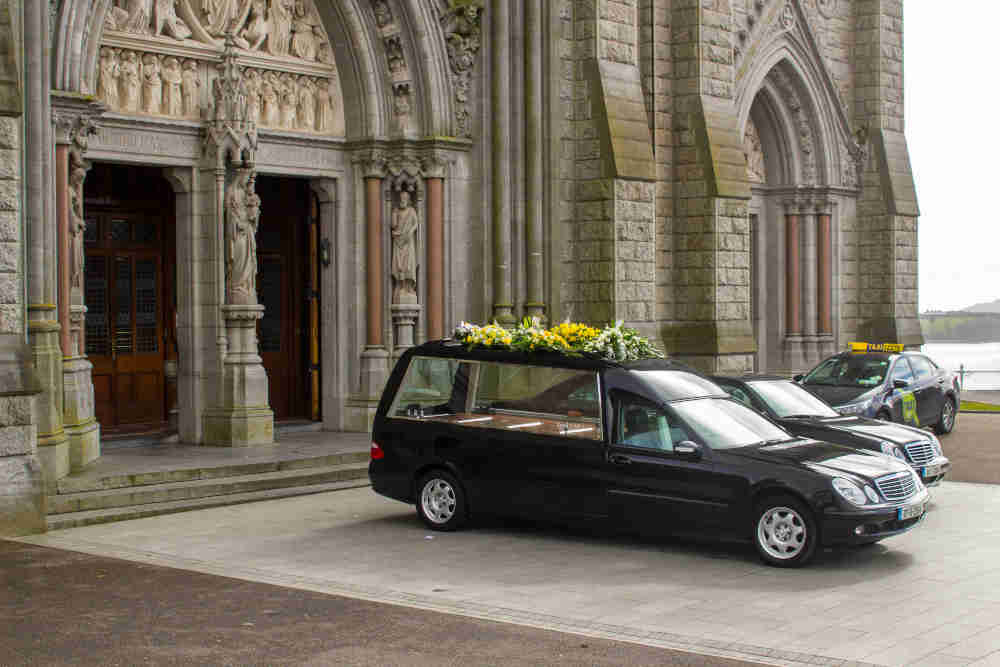 funeral driver