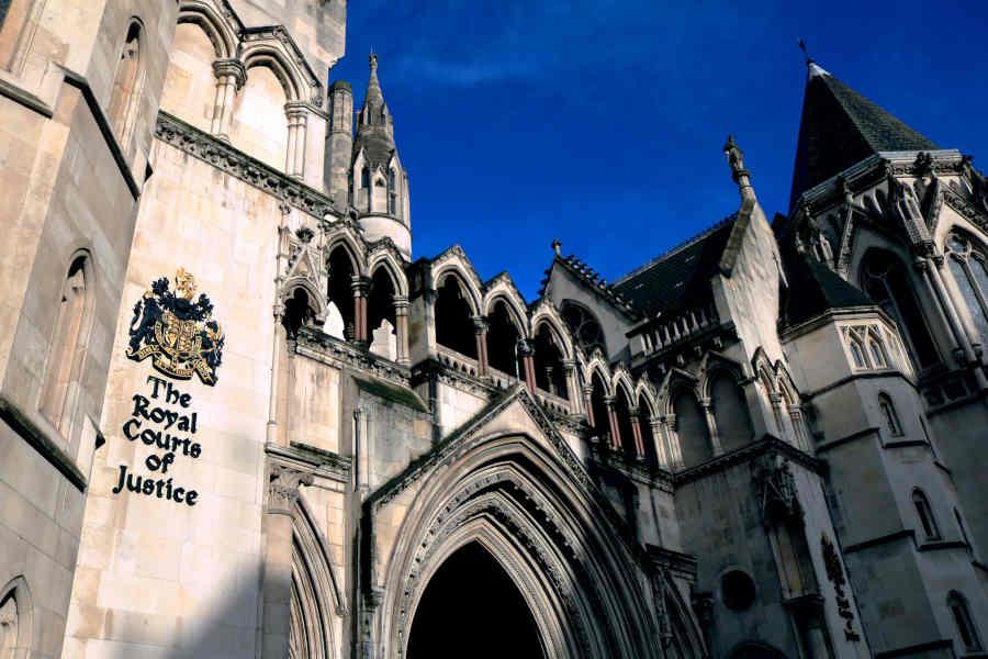 court usher