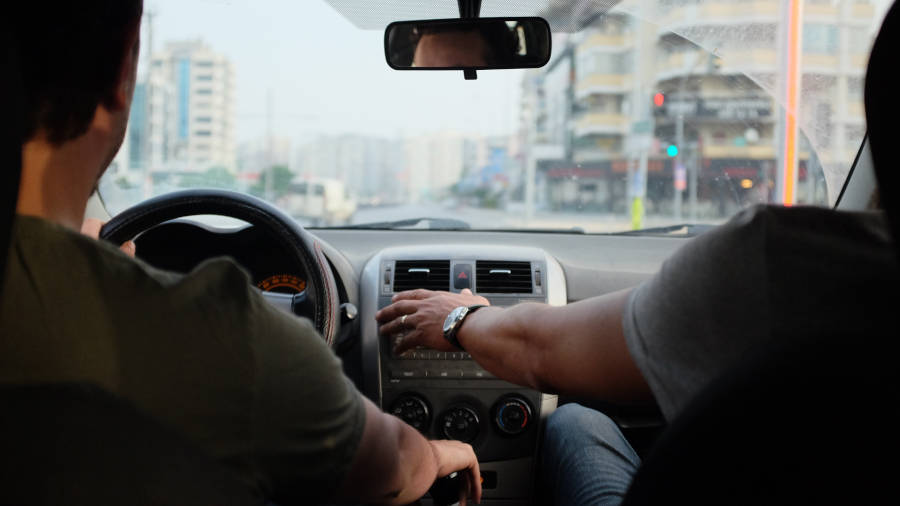how to become a driving instructor