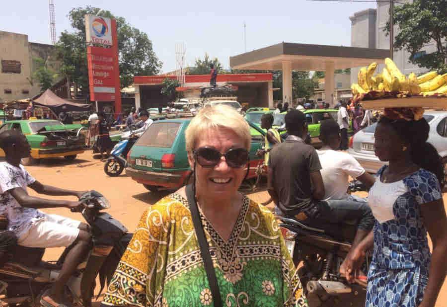 In Burkina Faso