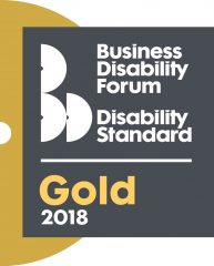 Business Disability Form Gold Standard