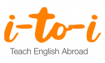 i-to-i tefl course logo
